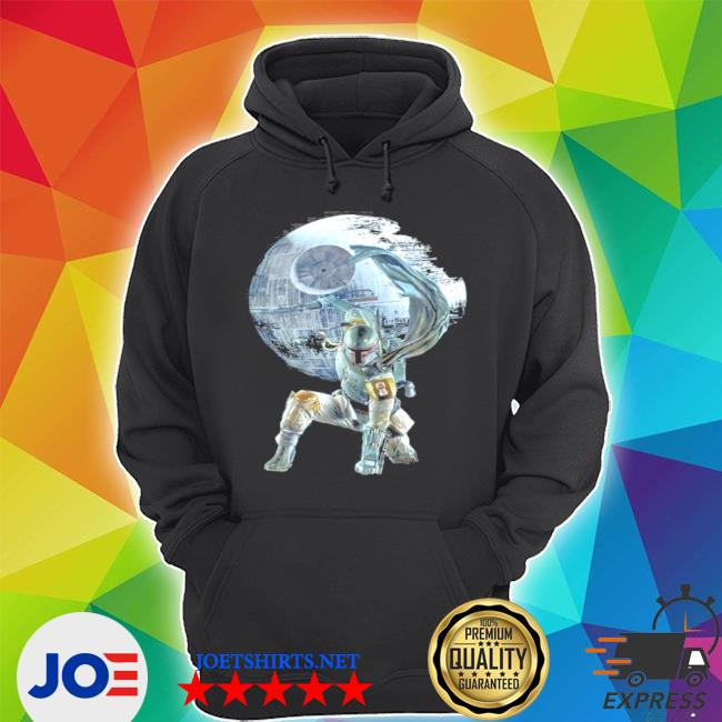 Star wars death star the mandalorian s Unisex Hoodie