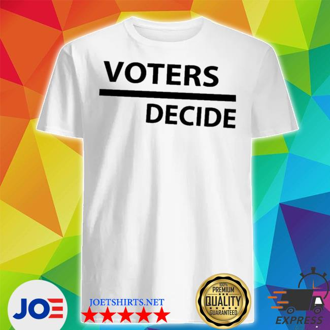 Voters decide shirt